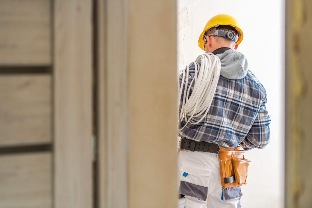 taiere beton pentru instalatia electrica